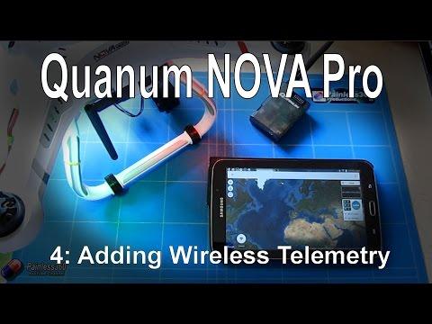 (4/4) Quanum Nova Pro Quadcopter: Adding wireless telemetry - UCp1vASX-fg959vRc1xowqpw