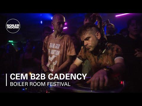 CEM B2B CADENCY | Boiler Room Festival | Day 4: Club - UCGBpxWJr9FNOcFYA5GkKrMg