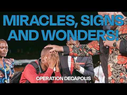 MIRACLES, SIGNS AND WONDERS!  Dar es Salaam, Tanzania  Night 1