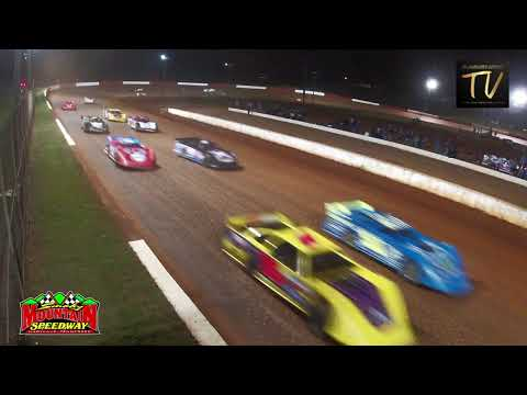 Sportsman Feature @ Smoky Mountain Speedway May 29, 2021 - dirt track racing video image