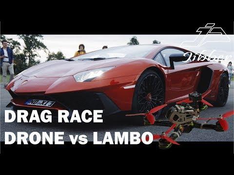 300 $ Racing Drone vs. 500.000 $ Lamborghini Aventador - FPV Race Nördlingen 2017 - UCj3grm5jRsHHk-yqBS9S94A