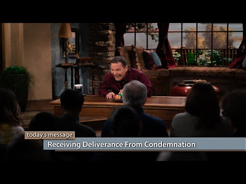 Receiving Deliverance From Condemnation