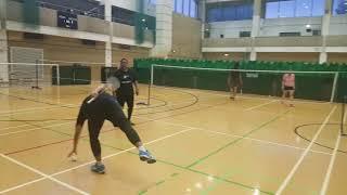 Shirley Onyebuashi Club Match 2
