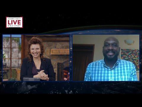Charis Daily Live Bible Study: Crisis Dominion - Ricky Burge - July 8, 2020