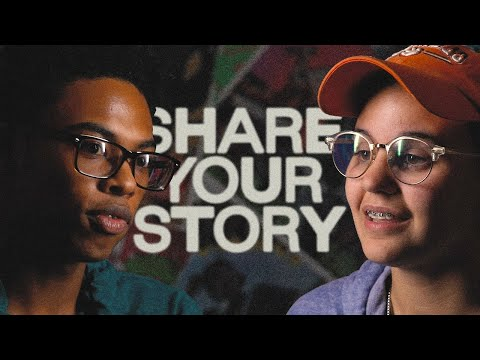 SHARE YOUR STORY (Social Experiment)  Elevation YTH