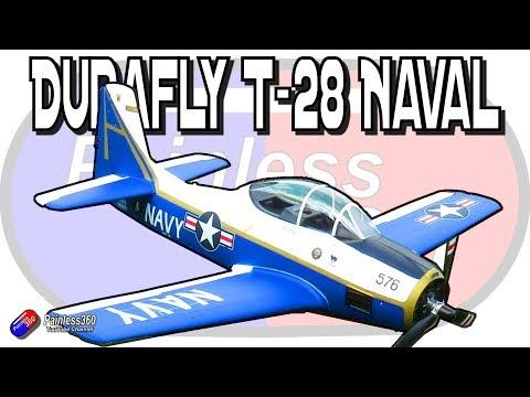 New Durafly T-28 Naval Aviation Centennial Edition - UCp1vASX-fg959vRc1xowqpw