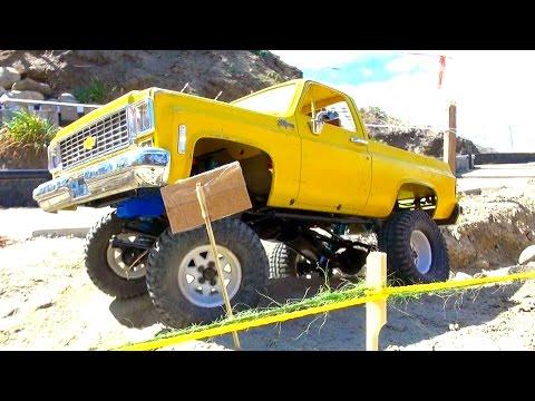 Massive Scale Trail 4x4 Park! CALL to CRAWL 2017 - PT 2 - Canadian RC Truck Event | RC ADVENTURES - UCxcjVHL-2o3D6Q9esu05a1Q