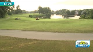 Twinsburg welcomes you to their brand new golf course and banquet center