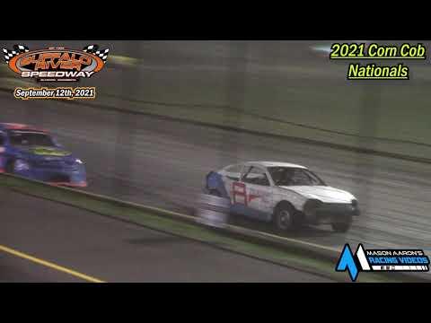 Buffalo River Speedway Short Tracker A-Main (2021 Corn Cob Nationals) (9/12/21) - dirt track racing video image