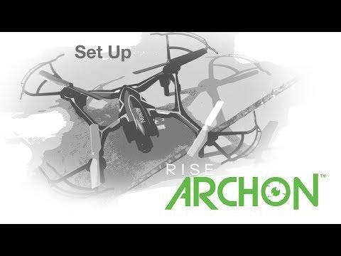 RISE ARCHON Set Up: How-To - UCa9C6n0jPnndOL9IXJya_oQ