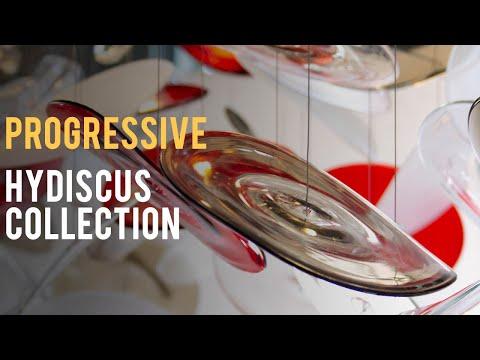 Hydiscus (behind the scenes) Luxury chandelier Four Seasons Hotel Cipro - MULTIFORME lighting