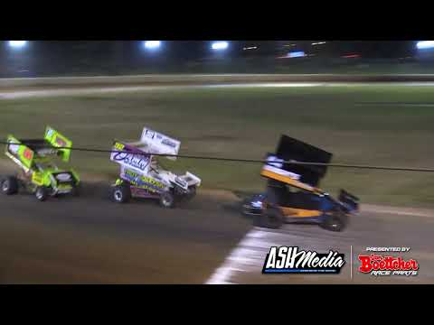 Formula 500's: 2019/20 Queensland Title - B-Main - Pioneer Park Speedway - 03.10.2020 - dirt track racing video image