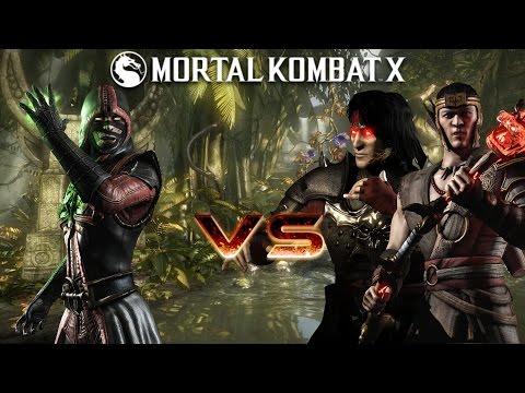 MKX - KSlims (Liu Kang/Kung Jin) Vs BeyondToxin (Ermac) - default