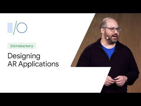 Designing AR Applications (Google I/O'19) - UC_x5XG1OV2P6uZZ5FSM9Ttw