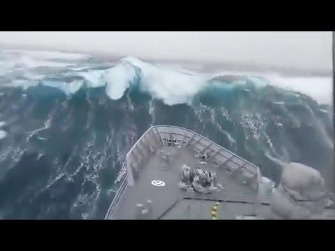 7 Videos von Schiffen die in Seenot geraten - UCizZsr6YKuhSK9sct4U9KXQ