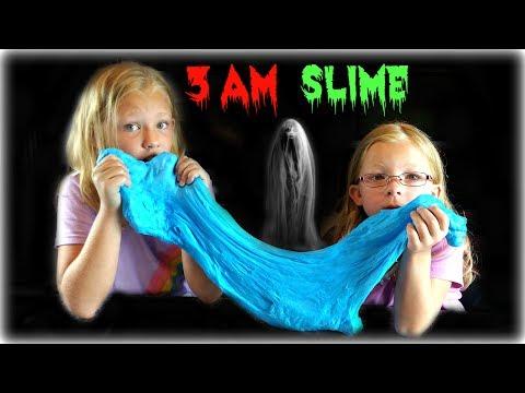DO NOT MAKE A SLIME AT 3 AM !! SO SCARY!! - Magic Box Toys Collector - UCv2D074JIyQEXdjK17SmREQ