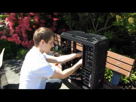Cooler Master Haf-X XL-ATX Gaming Computer Case Unboxing & First Look Linus Tech Tips - UCXuqSBlHAE6Xw-yeJA0Tunw