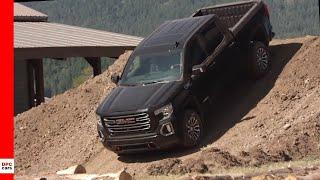 2020 GMC Sierra Denali, Elevation, Carbon Pro, & AT4 Pickup Truck