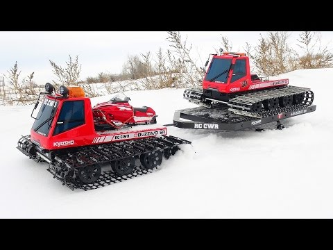 RC ADVENTURES - Kyosho Blizzards & Ski Trailer Snow Patrol - UCxcjVHL-2o3D6Q9esu05a1Q