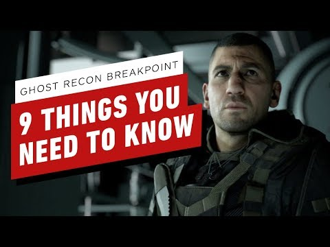 9 Things You Need To Know About Ghost Recon Breakpoint - UCKy1dAqELo0zrOtPkf0eTMw