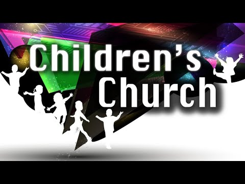 Jubilee Christian Church Live Children's Church - 2nd August 2020.