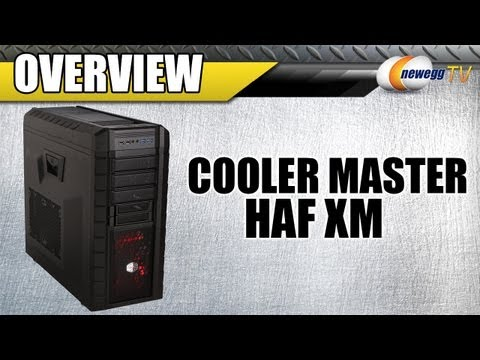 Newegg TV: COOLER MASTER HAF XM Mid Tower Computer Case - UCJ1rSlahM7TYWGxEscL0g7Q