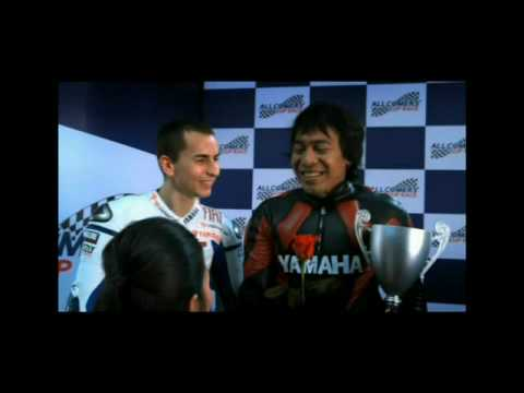 Yamaha Jupiter Z Komersial (with Jorge Lorenzo)
