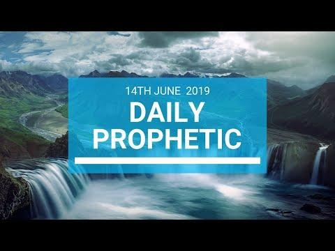 Daily Prophetic   June 14 Word 1