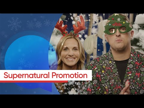 Supernatural Promotion This Christmas