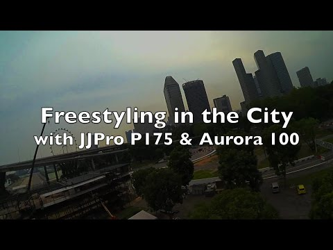 Freestyling in the City with JJPro P175 & Eachine Aurora 100 - UCWgbhB7NaamgkTRSqmN3cnw