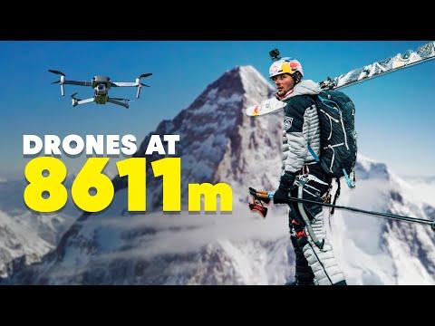 Can Drones Revolutionize Climbing the World's Deadliest Mountains? | K2 with Andrzej Bargiel - UCblfuW_4rakIf2h6aqANefA