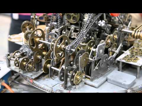 The amazing Do Nothing Machine at the Museum of Craftsmanship - UCvNjXFll67yM8F1thjNZM8w