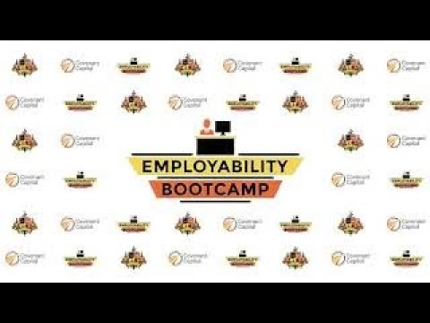 Covenant Capital Employability Bootcamp: Keynote Address