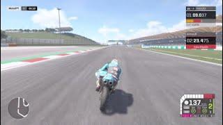 CANAL DO VINA - MotoGP 19 - MODO CARREIRA - MALASIA - POR ESSA EU NÃO ESPERAVA  #17