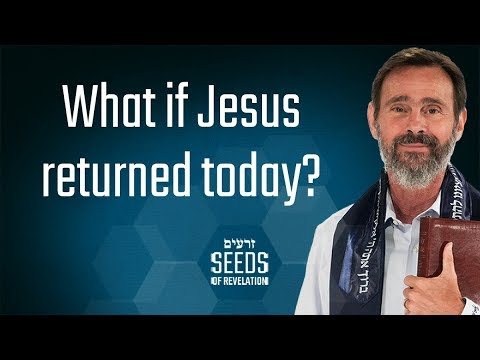 What if Jesus Returned Today?