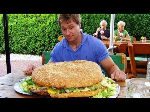 Top 10 Burger Challenges
