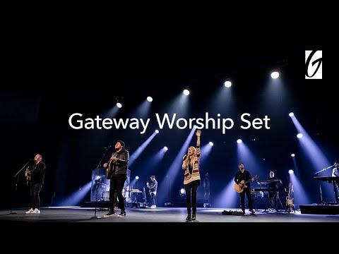 Gateway Worship Set- Something Good, Tremble, Greater Than