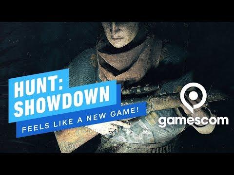 Crytek on Why Hunt: Showdown Feels Like a 'Completely New Game' - Gamescom 2019 - UCKy1dAqELo0zrOtPkf0eTMw