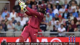 I'm definitely up there with greats of West Indies cricket: Gayle