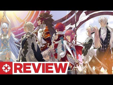 Fire Emblem Fates: Birthright Review - UCKy1dAqELo0zrOtPkf0eTMw