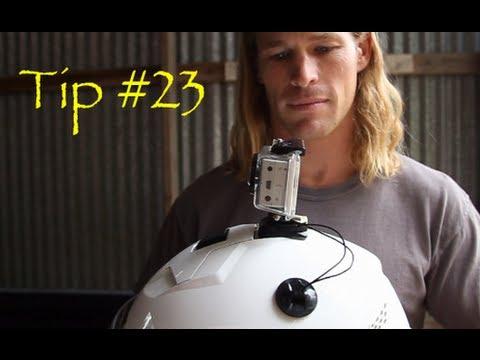 Leash / Tethers On The Helmets - GoPro Tip #23 - UCTs-d2DgyuJVRICivxe2Ktg