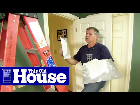 How to Repair a Cracked Drywall Ceiling | This Old House - UCUtWNBWbFL9We-cdXkiAuJA