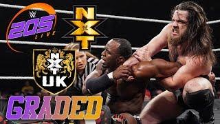 WWE NXT/NXT UK/205 Live: GRADED (14th August) | NXT Breakout Tournament Final!