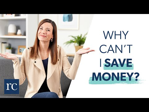 Why Cant I Save Money?