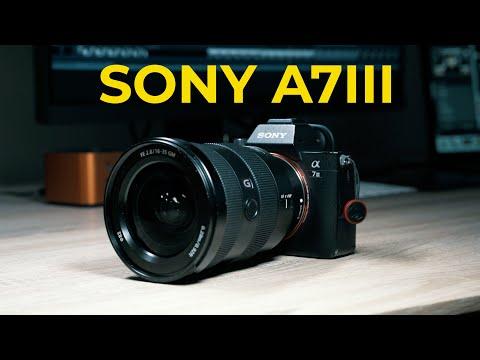 Videorecenze Sony Alpha A7 III tělo