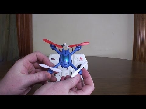 Mould King X6-33022 (Quadcopter-In-A-Box) - Review and Flight - UCe7miXM-dRJs9nqaJ_7-Qww