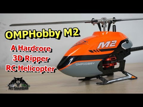 OMPHOBBY M2 Dual Brushless Motor Direct Drive 3D RC Helicopter - UCsFctXdFnbeoKpLefdEloEQ