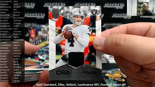 7/15/2019 Gold Standard, Elite, Valiant, Luminance NFL Football Mixer #4