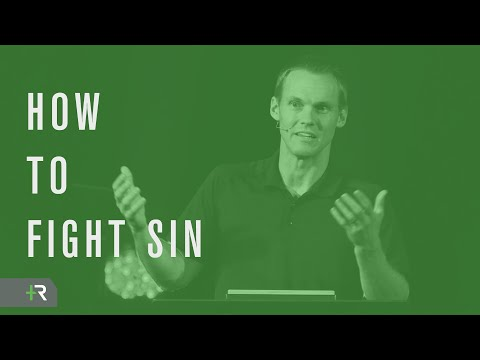 How to Fight Sin