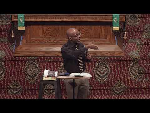 All Church Sunday School Teaching - 02/23/2020 - Pastor Greg Brewer - Christ Church Nashville